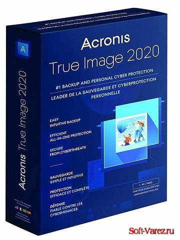 Acronis True Image 2020 Build 22510 RePack by KpoJIuK