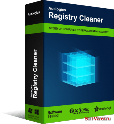 Auslogics Registry Cleaner Pro 8.3.0.0 RePack (& Portable) by TryRooM