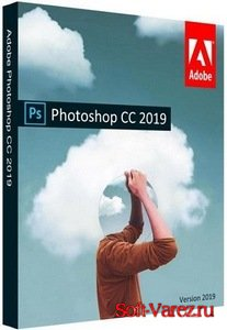 Adobe Photoshop CC 2019 20.0.7 RePack by D!akov