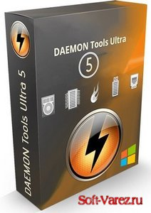 DAEMON Tools Ultra 5.5.1.1072 RePack by KpoJIuK