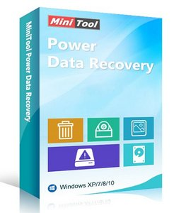 MiniTool Power Data Recovery 9.1 Business Technician RePack (& Portable) by TryRooM