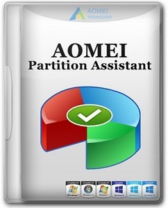 AOMEI Partition Assistant Technician Edition 8.10 RePack (& Portable) by elchupacabra