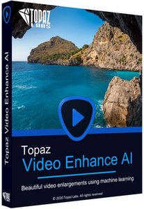 Topaz Video Enhance AI 1.5.2 RePack (& Portable) by elchupacabra