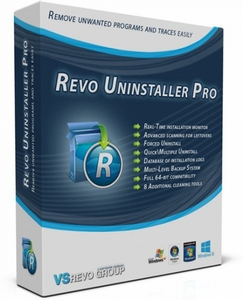 Revo Uninstaller Pro 4.3.8 RePack (& Portable) by elchupacabra