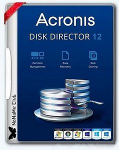 Acronis Disk Director 12 Build 12.5.163 DC 21.07.2019 RePack by KpoJIuK