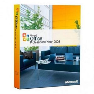 Microsoft Office Professional 2003 SP3 (2019.02) RePack by KpoJIuK